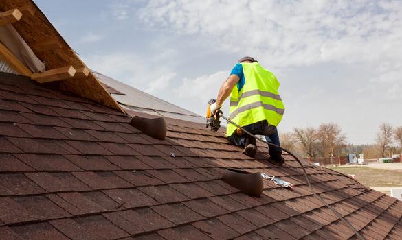Roofing contractors in Houston