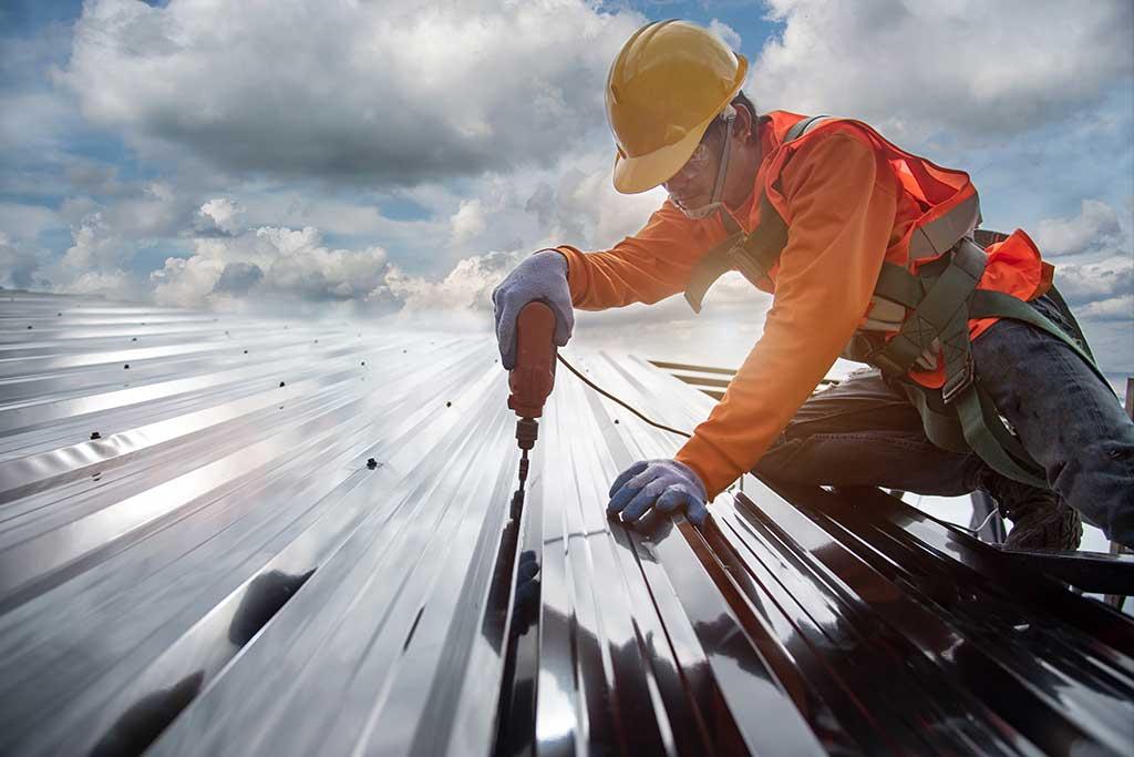 metal roofing services in Sandy UT